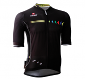 X6 Cycling Jersey | Carbon Fiber | NEW!