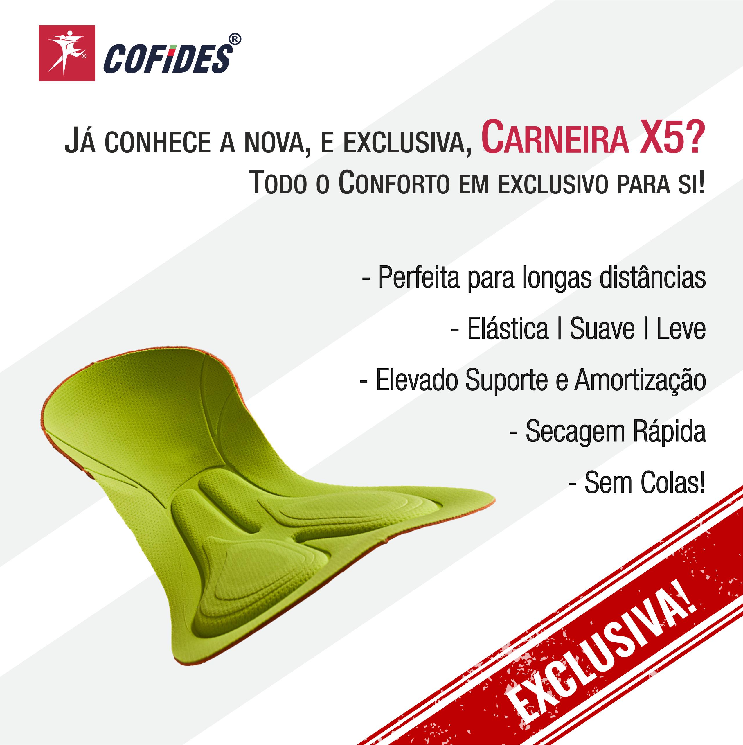 Carneira X5 | Descrição